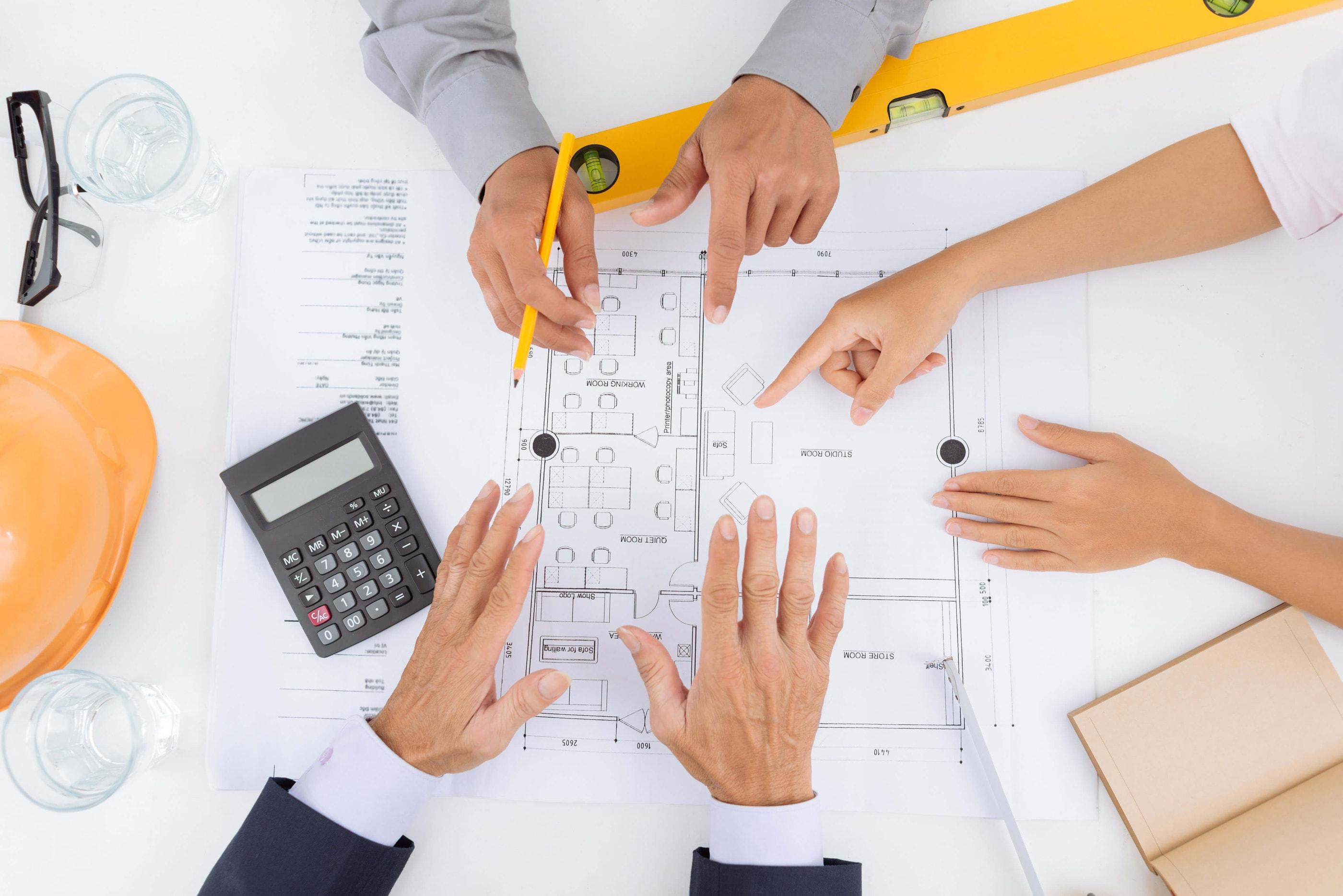 Projektovani stavby